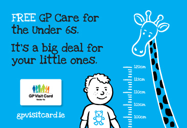 Free GP care for children under 6